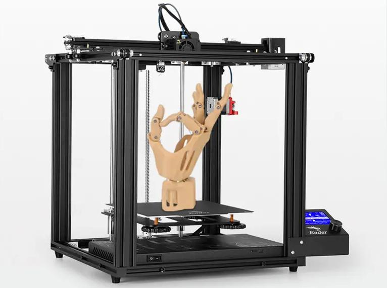 Filamentolvasztóan forró áron lehet most megkaparintani a Creality 3D Ender-5 Pro nyomtatót