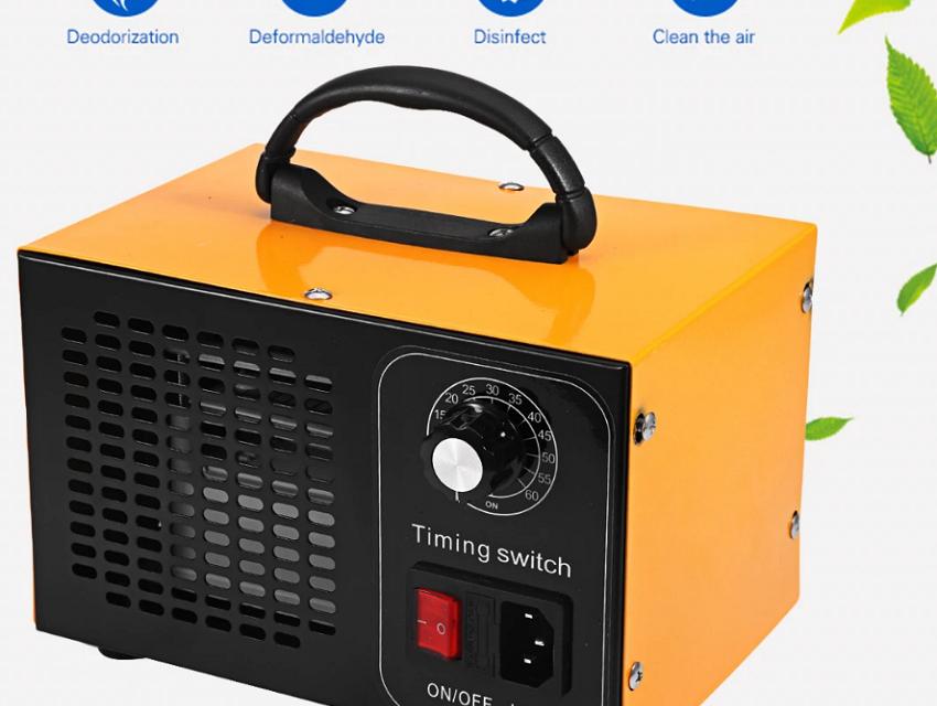 Készüljünk fel időben az őszi párás-penészes időszakra akciós ózongenerátorral!