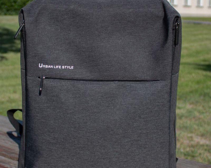Kipróbáltuk: Xiaomi City Backpack 2 – A hátitárs