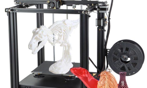 Creality 3D nyomtatók leolvasztott áron, német raktárból pár nap alatt?!