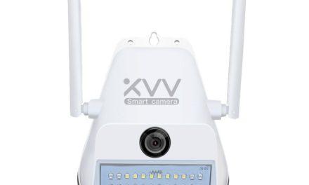 Xiaovv D7 IP kamera beépített világítással, nyócezer alatt? Mii?
