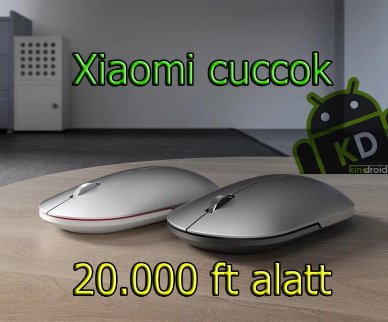 Ezek a ~20000 ft alatti Xiaomi cuccok, amikre Neked is rá kellene nézni a Tomtopon